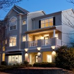 Twilight photo of Marietta Home and Commercial Real Estate
