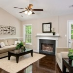 Interior Photography of Atlanta Living Room