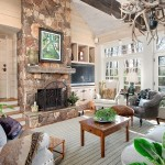 Interiors photography of Luxury Atlanta Living Room