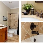 Real Estate photo collage of Bathroom in Atlanta Home
