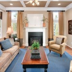 Marietta Living Room photography for real estate