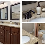 Real Estate Photography collage of Bathroom photos