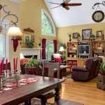 Interior photo of Living Room Dining Room Combo in Marietta