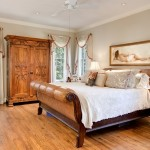Atlanta Luxury Home Master Bedroom photo