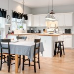 Real Estate photography of Kitchen in Marietta Home
