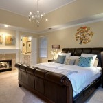 Interiors photography of Master Bedroom in Marietta