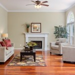 Home Staging Living Room interior photo in Marietta
