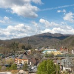 Landscape photography of Gatlinburg TN for Condo Rental