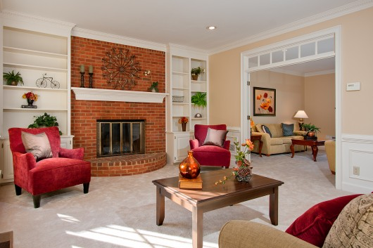 Home Staging and Real Estate Photography Marietta Homes for Sale