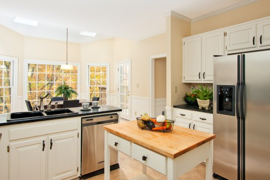 Kitchen Home Staging and Real Estate Photography Marietta Homes for Sale