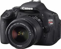 Canon T3i for real estate photography