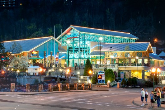 Ripleys Aquarium of the Smokies Gatlinburg TN