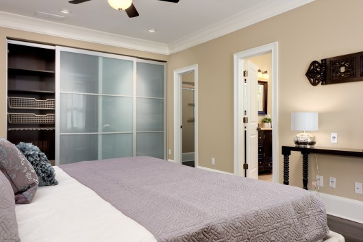 Master Bedroom of Home for Sale in Atlanta GA