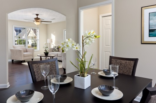 real estate photography of Cobb County Home