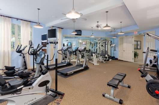 Photography of Gym Exercise at Atlanta hotel