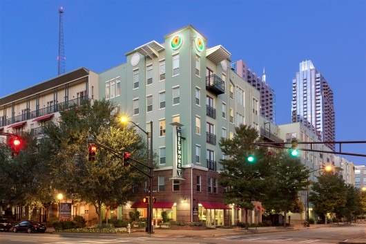 Commercial Photography for Atlanta Apartments and Hotels