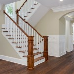 Custom Trim work in Thrive Homes Atlanta GA